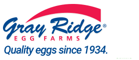 Grey Ridge Egg Farms logo