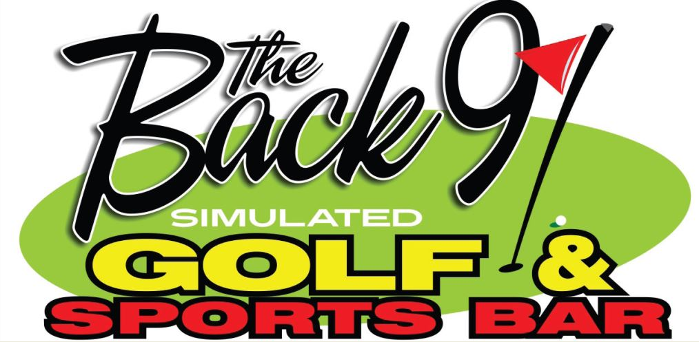 Back 9 Golf & Sports Bar logo