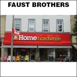 Faust Brothers Home Hardware logo