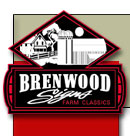 Brenwood Signs logo