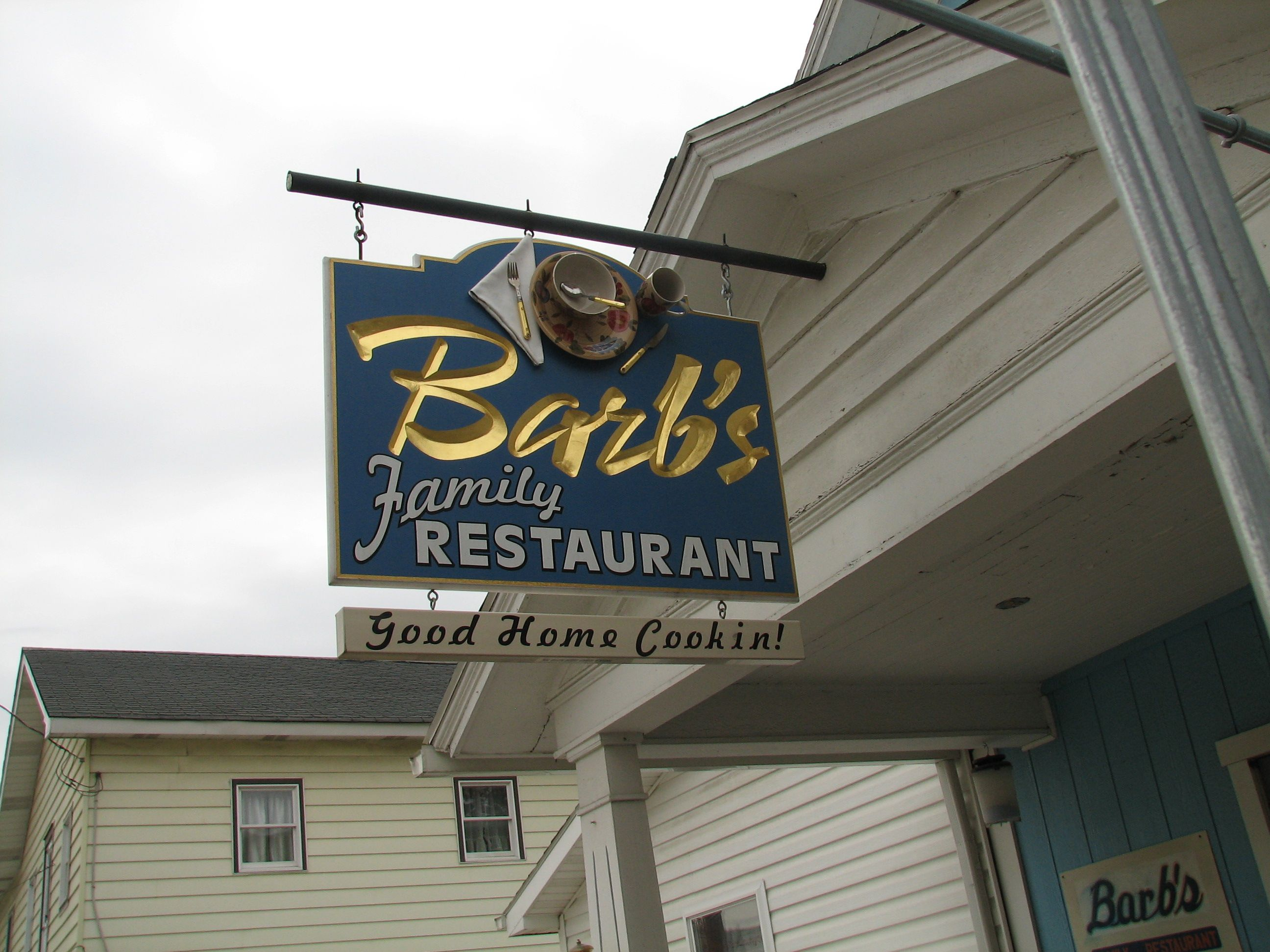 Barb's Family Restaurant logo