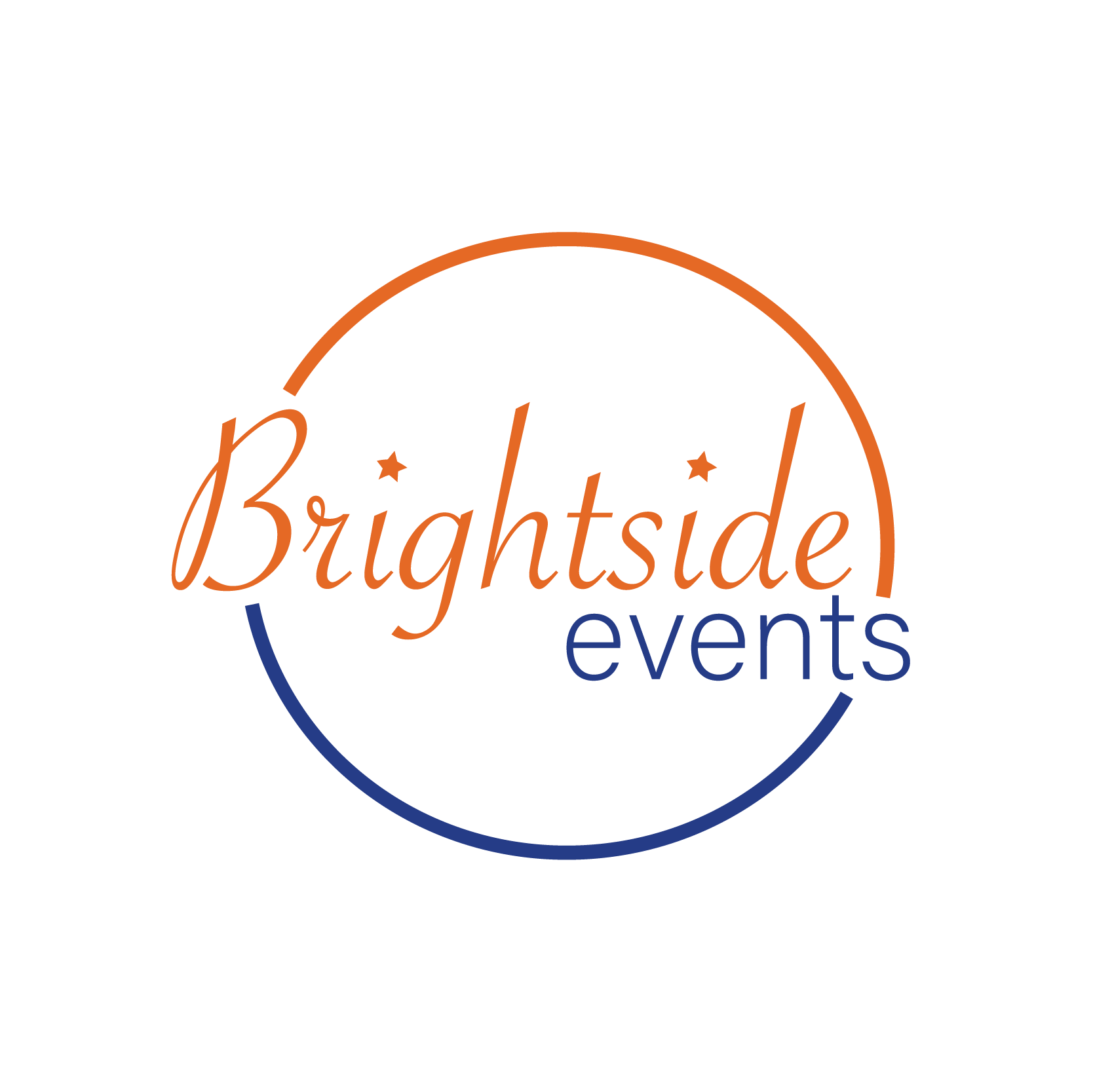 Brightside Events logo