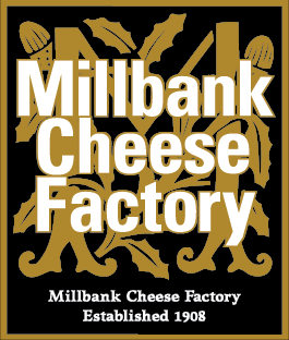 Millbank Cheese logo