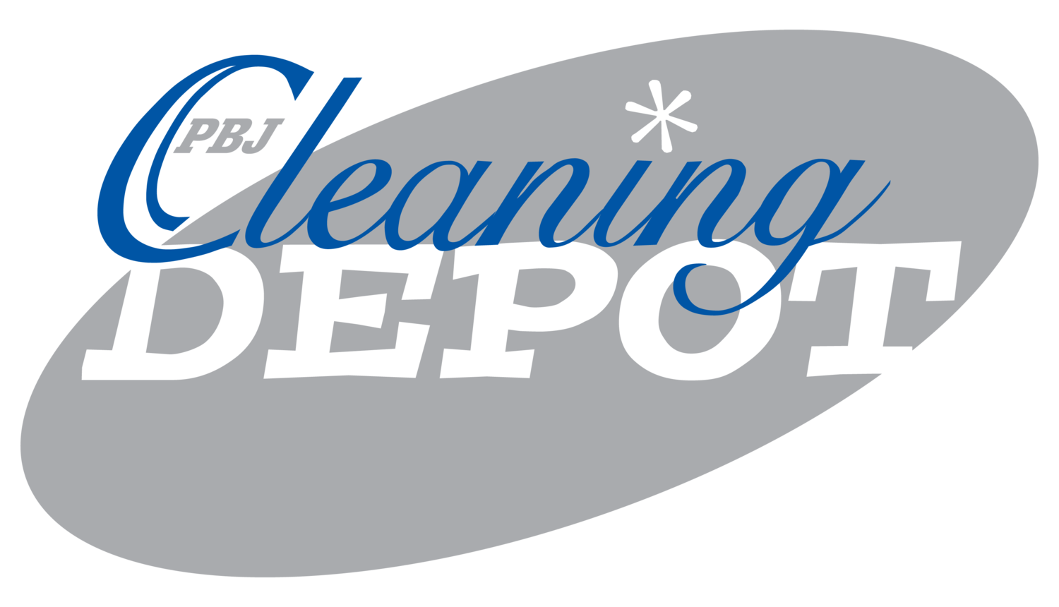 PBJ Cleaning Depot logo