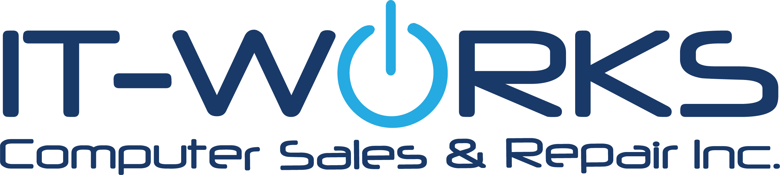 IT-WORKS Computer Sales and Repairs inc logo