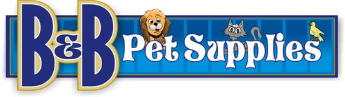 B & B Pet Supplies logo