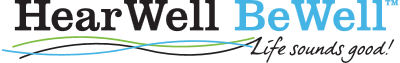 Hear Well Be Well logo